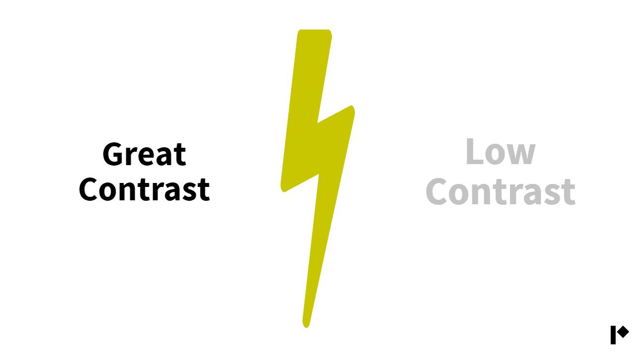 High-Contrast-Low-Contrast